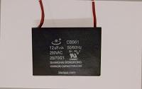 Generator                         Capacitor CBB61 12uF 250VAC Wired