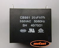 CBB61 20uF 350VAC                   Generator capacitor , fast shipping from USA