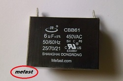 Generator Capacitor