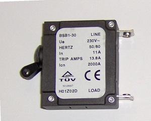 Generator                 Circuit Breaker 11A