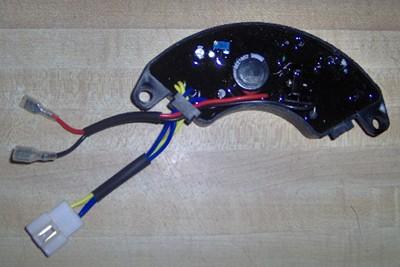 Generator AVR 330Uf 250VAV             voltage regulator