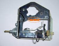Generator choke pull off