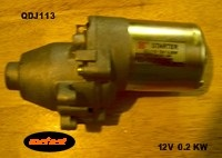 QDJ113 Electric Starter for 6.5 HP engine