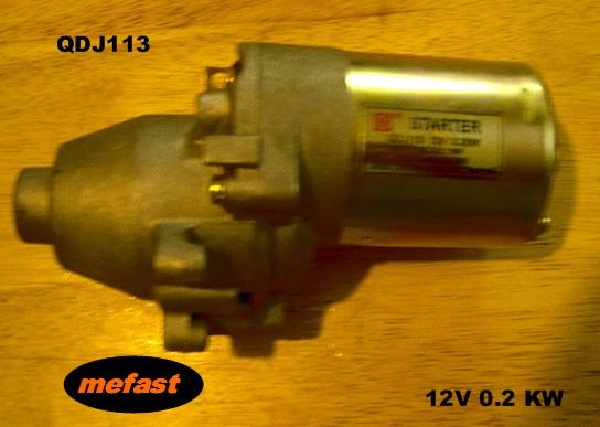 JF200 Elecctric Starter