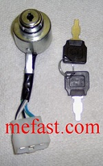 Generator                   Ignition Switch , generator key switch