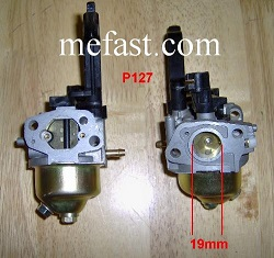 Generator Carburetor 6.5 HP