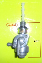 Generator Fuel Valve