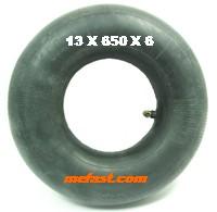 Innertube 13 X 650 X 6, L shaped valve stem