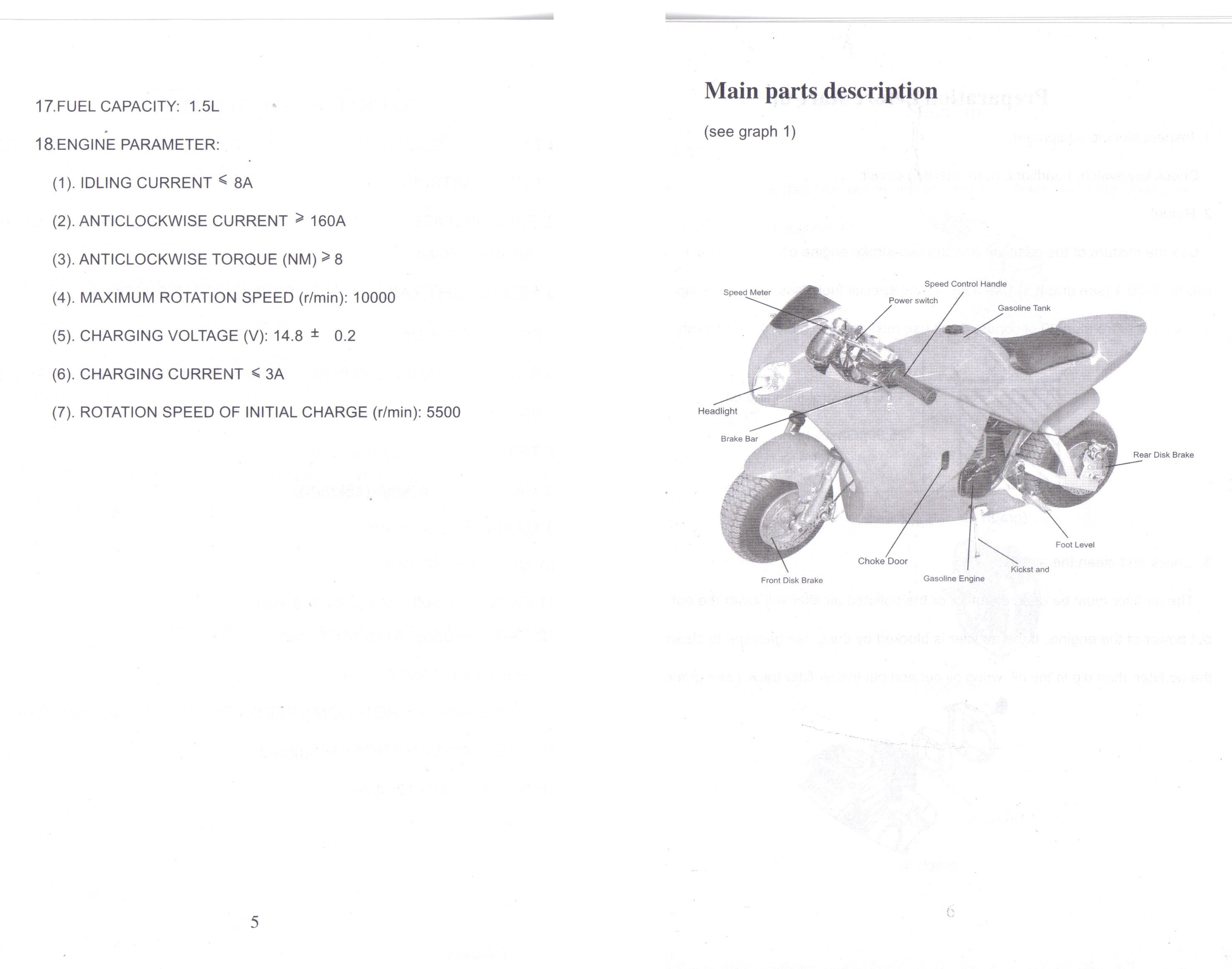 Cat Eye Pocket Bike Wiring Diagrams - Auto Electrical Wiring Diagram •